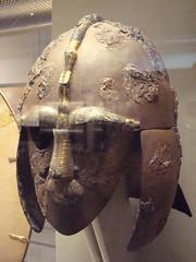 Sutton Hoo Helmet (radiowood) Tags: hoo sutton