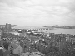 Dundee, in black and white