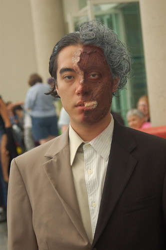 comic con 2008: Two Face