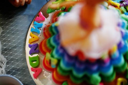 Amandas jelly cake