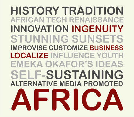 why i blog about africa