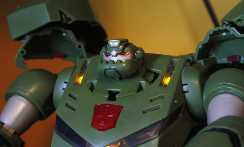 TF Animated Bulkhead (Leader Size)