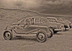 Tatras in the Storm (tatrakoda) Tags: classic car sport automobile communist 600 socialist streamlined truk v8 87 czechoslovakia tatra oldtime 603 aircooled t12 targaflorio easteuropean 10millionphotos