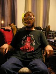 swimming mask eyeglasses