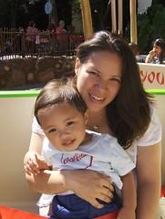 noah & mommy