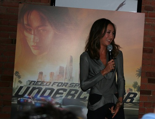 Maggie Q in Need for Speed Undercover