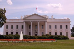 The White House (Washington DC) (~MVI~ (warped)) Tags: usa washingtondc whitehouse smrgsbord inspiredbylove 5photosaday shubertciencia worldtrekker