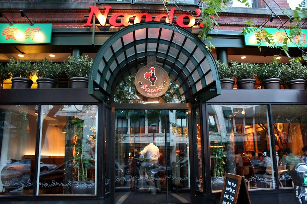 Nando's Peri-Peri Restaurant