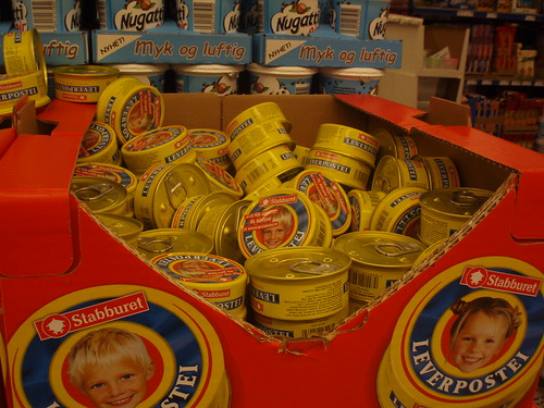 Children in a tin.