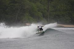 Green Bush top turn (pashasurf) Tags: indonesia mentawais bintang surfingbarrenjoey