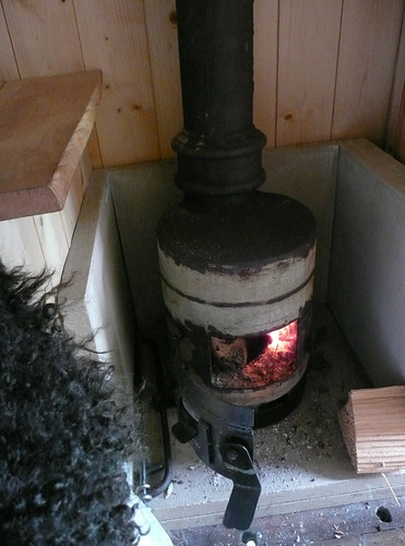 poele rechaud bois avec matos de recup # Fabriquer Un Poele A Bois Maison