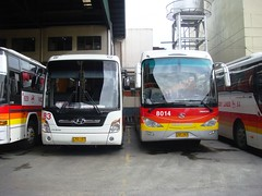 Asian Phenomenon (Normand One) Tags: buses nissan diesel philippines terminal victory express universe hyundai 83 cubao noble liner normand xpress kinglong pf6 vli 8014 6127y normandone