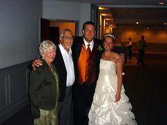 Frank, Erica, Grandma and Grandpa Dunckel by fusionmonkey