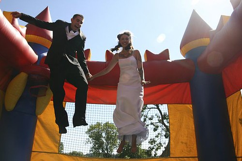 Wedding bounce