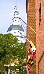 State House, Annapolis 073685