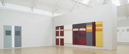 Gary Hume @ Modern Art Oxford