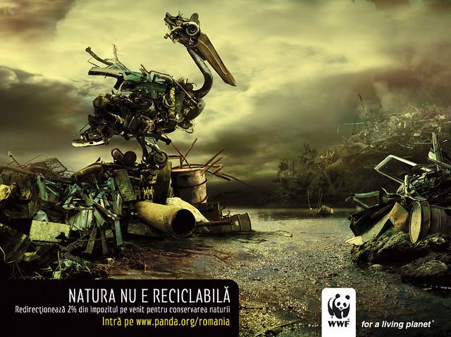 RGB.vn   Quảng cáo ấn tượng mạnh của WWF