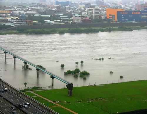 Typhoon Sinlaku