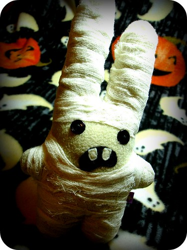 MuMmY BuNnY MoNsTeR *SOLD*