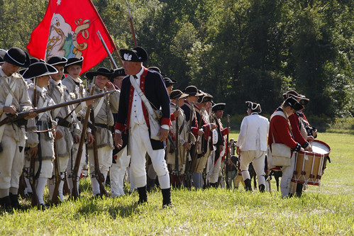 Flickriver: Photoset 'Revolutionary War Reenactment' by