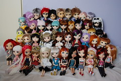 Current family picture (Yukihana~) Tags: family dal jp pullip junplanning taeyang