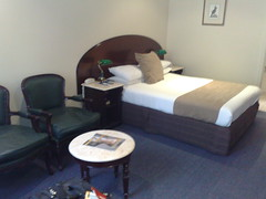 Room in Doherty and Convention Centre
