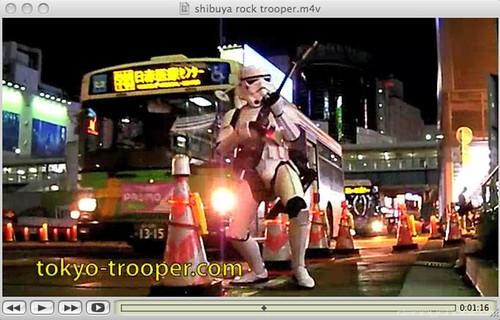 Tokyo Rock Trooper