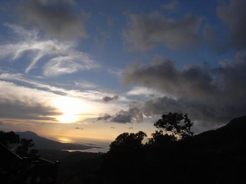 你拍攝的 67夕陽。