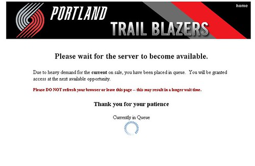 portland trail blazers tickets, hard to buy