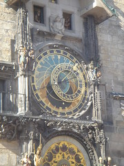 Prague Astronomical Clock 2 (tefreese) Tags: prague isap globalmethconference