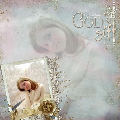 emma Sage God's Gift