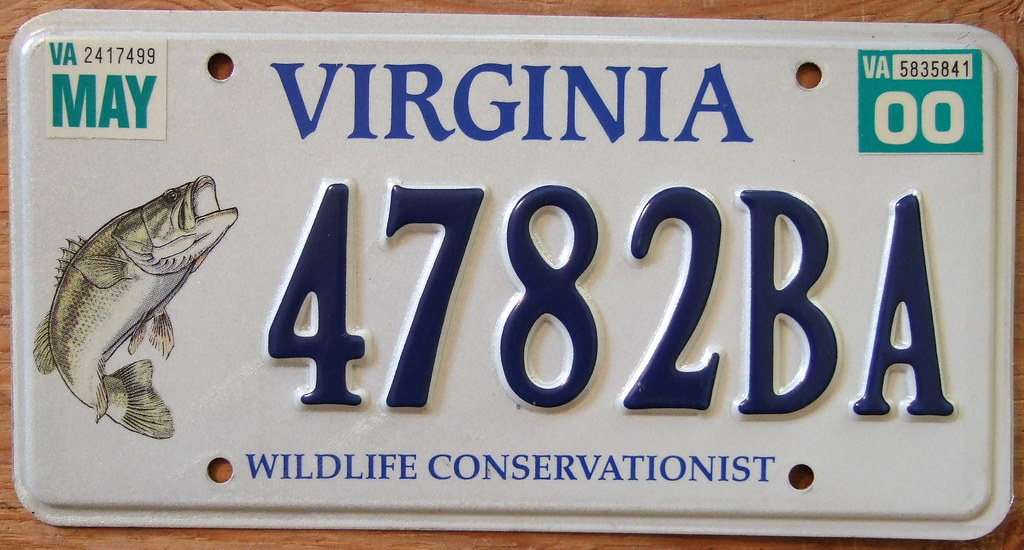 The World\'s Best Photos of licenseplates and wildlife - Flickr Hive Mind