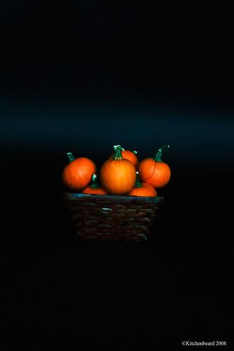 pumpkin burn