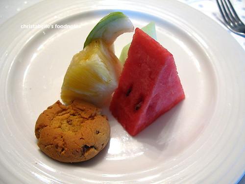 欣葉101食藝軒水果甜點