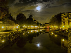 Amsterdam at night (modulartechnix) Tags: netherlands amsterdam garden long exposure botanic hortus noordholland northholland olympuse500 zuikodigital35561445