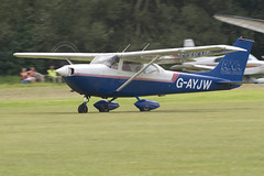270708 Baxterley Atherstone (rob  68) Tags: cn flying g w group rocket sir armstrong reims fr 172 whitworth atherstone baxterley cessena gayjw 270708 fr172g0225