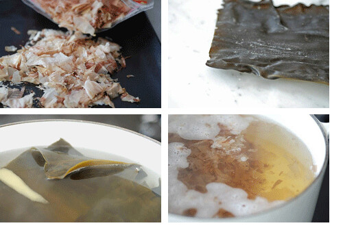 Making dashi by Cookthink