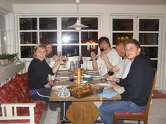 Festmåltid (.A.K.) Tags: mad lasagne hygge svampetur yxenhult