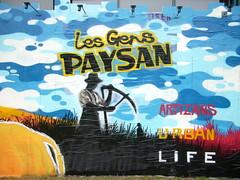 Association Urban Life, Graffiti, Musée du Compa, Chartres