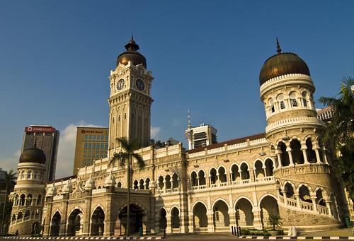sultan_abdul_samad_building