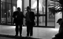 """""""Non uno Sguardo"""" (Ruggiero Scardigno) Tags: street blackandwhite bw italy art canon italia bianco nero 1740 biancoenero superu canoneos400d lens1740"""