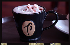 HOT MOCHA CAFFE  JAVA CAFE     (3abr ) Tags: hot java cafe mocha caffe