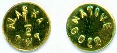 Alaska Gold token