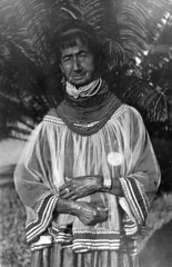 Billie Tommie Jumper (State Library and Archives of Florida) Tags: florida seminoles nativeamerican everglades indigenous miccosukee billietommiejumper statelibraryandarchivesofflorida