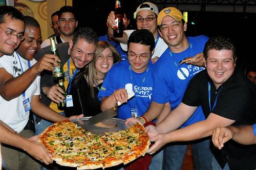Pizza & Blogs