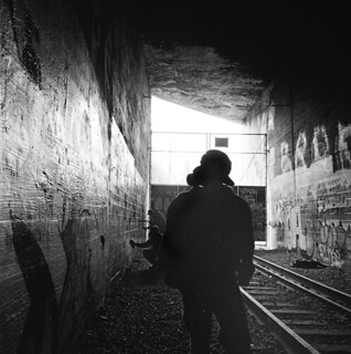 Graff Tunnel Silhoutte