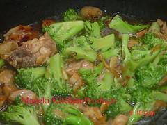 brokoli siram-AtikahHanni