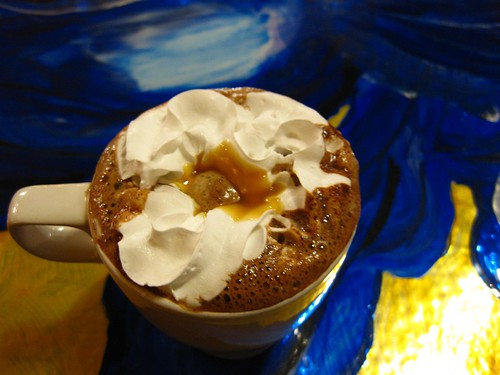 """Rita Hayworth"" Hot Chocolate"