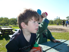 At the Apple Orchard (DNAMichaud) Tags: adam apple orchard geoffrey