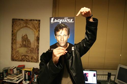 Esquiner en Esquire
